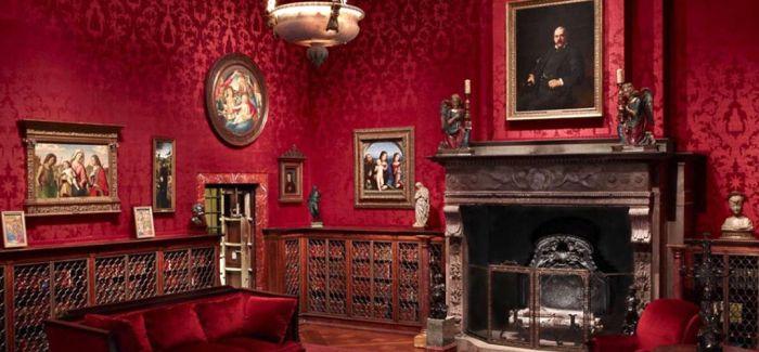 纽约摩根图书馆博物馆:当图书遇见艺术