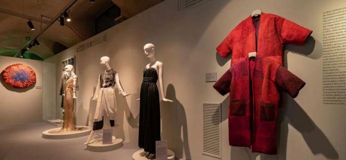 徜徉于博物馆中的时尚