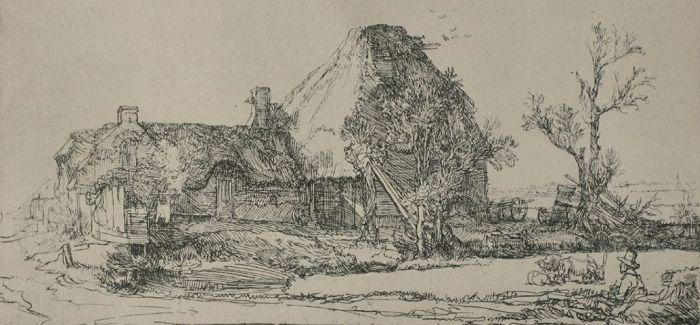 阿什莫林博物馆推出展览《年轻的伦勃朗》