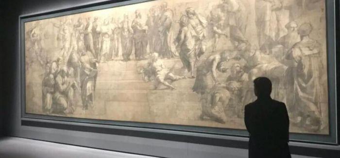 7站不停歇 意大利纪念拉斐尔逝世500周年