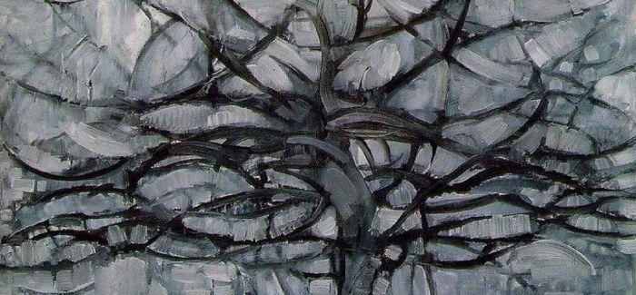 蒙德里安的艺术世界