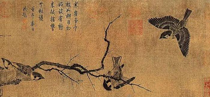 静观中国花鸟画的发展