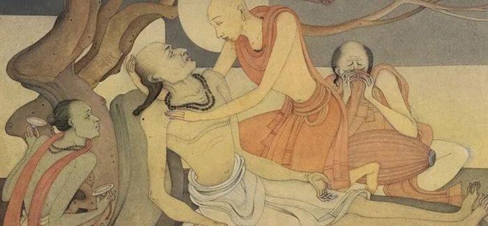 """纽约网拍呈献""""孟加拉画派""""艺术作品"""