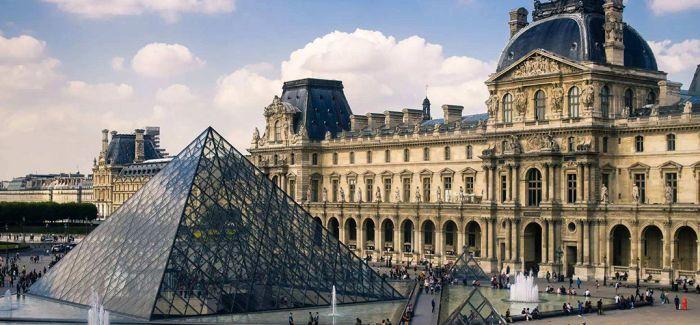 卢浮宫闭馆 原定两大特展将延期