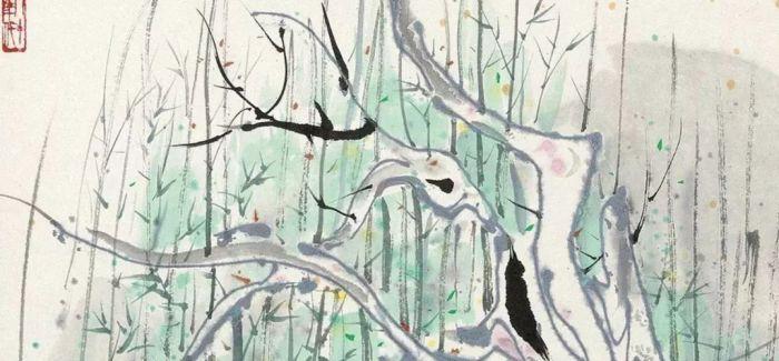 """看看古今中外的艺术家们都""""种""""了什么树"""