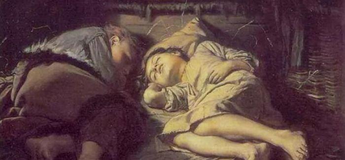 世界睡眠日 艺术家笔下那些睡得无鼾不欢的人