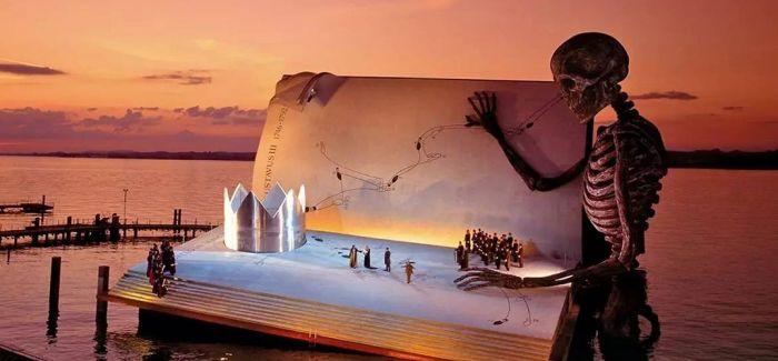 当艺术遇见戏剧 窥探舞台上的设计