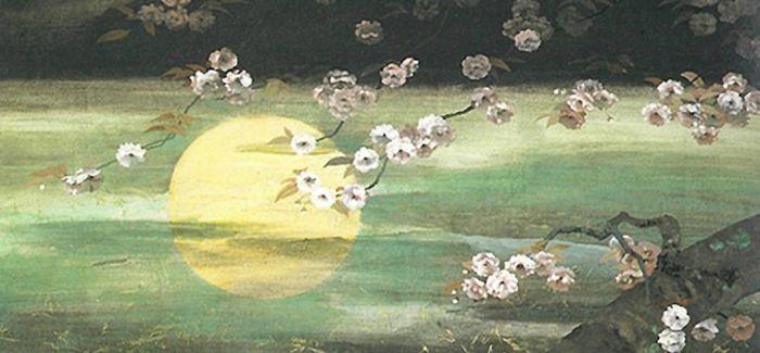 东京山种美术馆重新开馆 品读画笔下的樱花