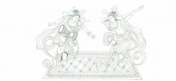 敦煌壁画舞姿形象探秘