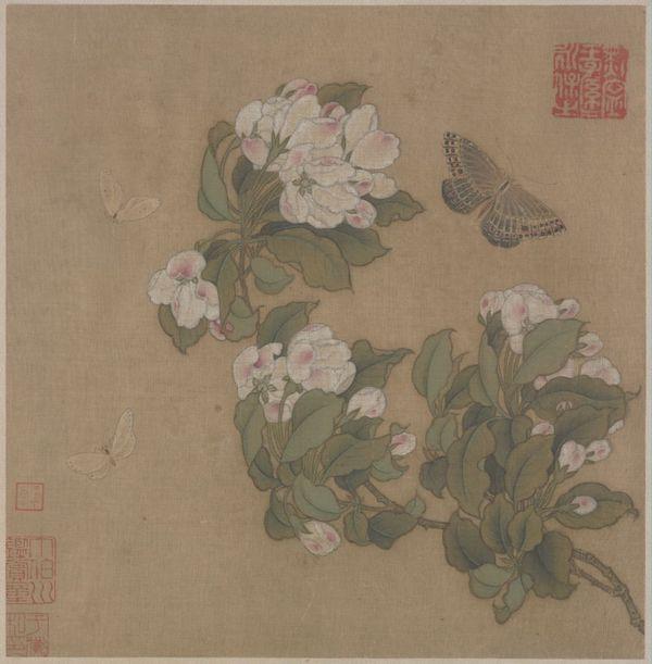 看宋畫里的春風十里:春水初生,春林初盛