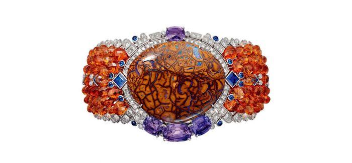 奢侈品珠宝中的流光溢彩