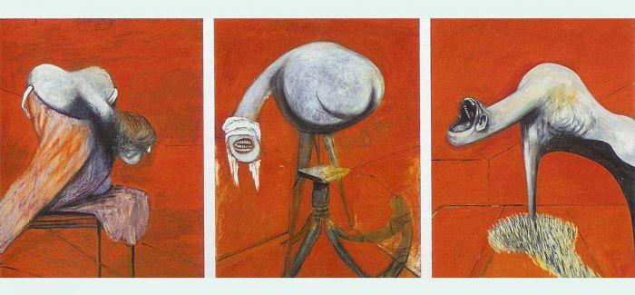 他的作品像蜗牛留下的粘液 留下了人类存在的痕迹