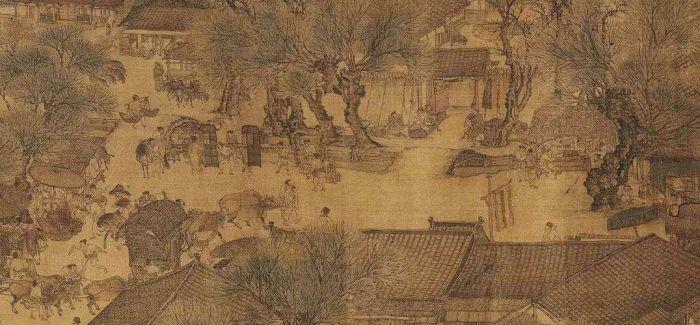 在书画中窥探宋元明清时期的瓷制酒具