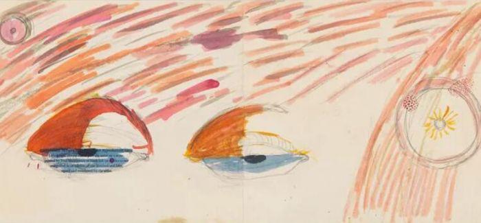 云观展:路易丝·布尔乔亚1947-2007绘画作品