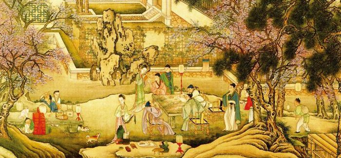 """在台北故宫博物院中一探""""古人雅集"""""""