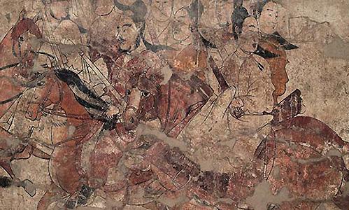 山西博物院「壁上乾坤」