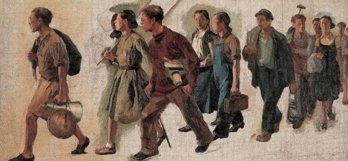 从武汉出发 看艺术家笔下的长江流域