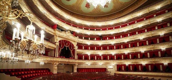 图片艺闻 | 防控新冠疫情 莫斯科剧院线上演出