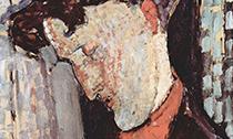 拍场上 他的肖像艺术与毕加索平分秋色