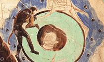 龟兹壁画:用色彩记录佛经故事