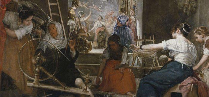 委拉斯贵兹 一位宫廷画师的进阶之路
