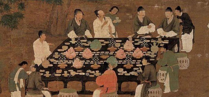 """""""吃""""出来的中华饮食文化"""