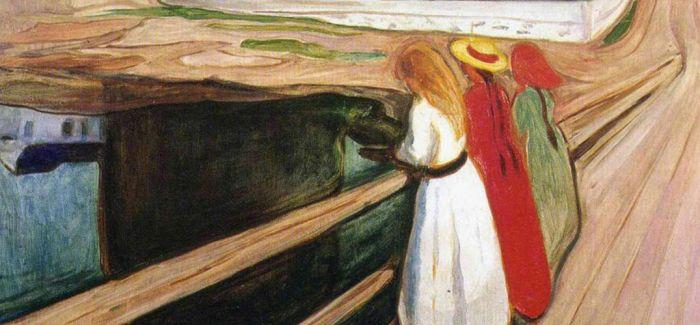 在爱德华·蒙克的作品中探究现代人的焦虑
