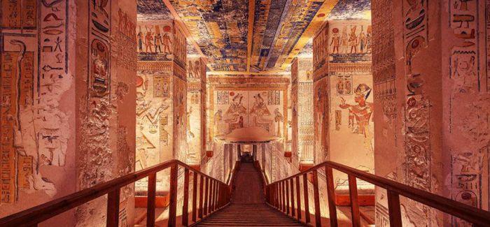 埃及旅游部开设虚拟旅行 听皇后讲故事