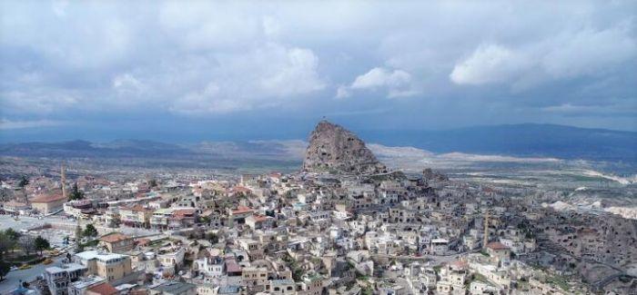 图片艺闻 | 土耳其古城卡帕多奇亚停止开放