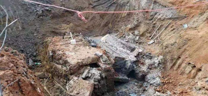 河北广宗发现四座北宋古墓