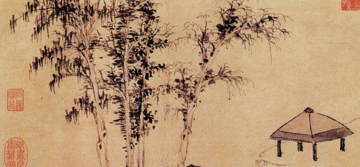 """在台北故宫博物院中聊""""话画"""""""