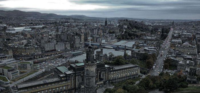 爱丁堡的暗黑面