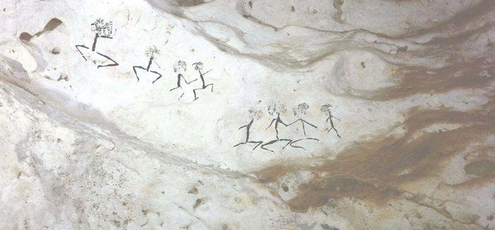 法国中南部发现距今4.1万至5.2万年细绳