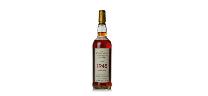 十五载珍藏苏格兰威士忌上拍纽约