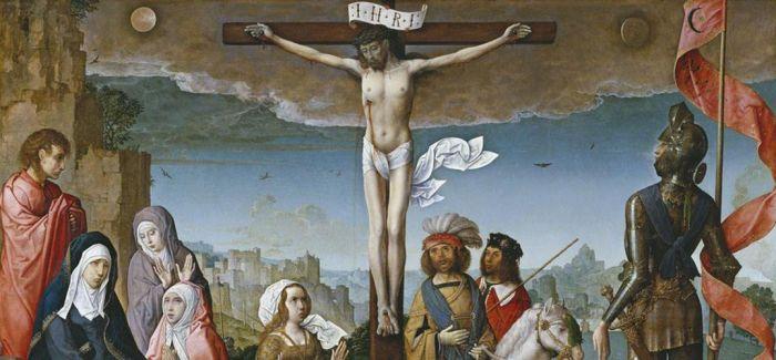 卢浮宫里的复活节