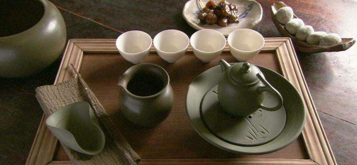 一口茶食 一口茶