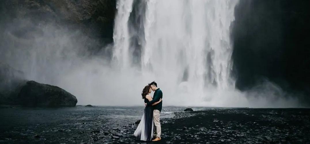 冰岛:求婚的秘境