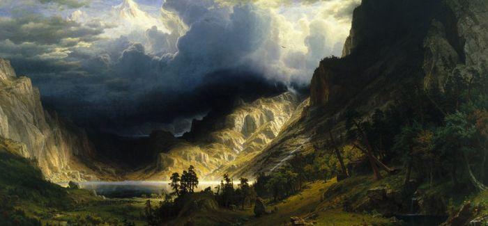 细品风景画中艺术家们的创作与想象