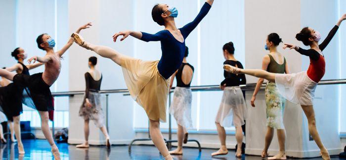 中国芭蕾的世界版图