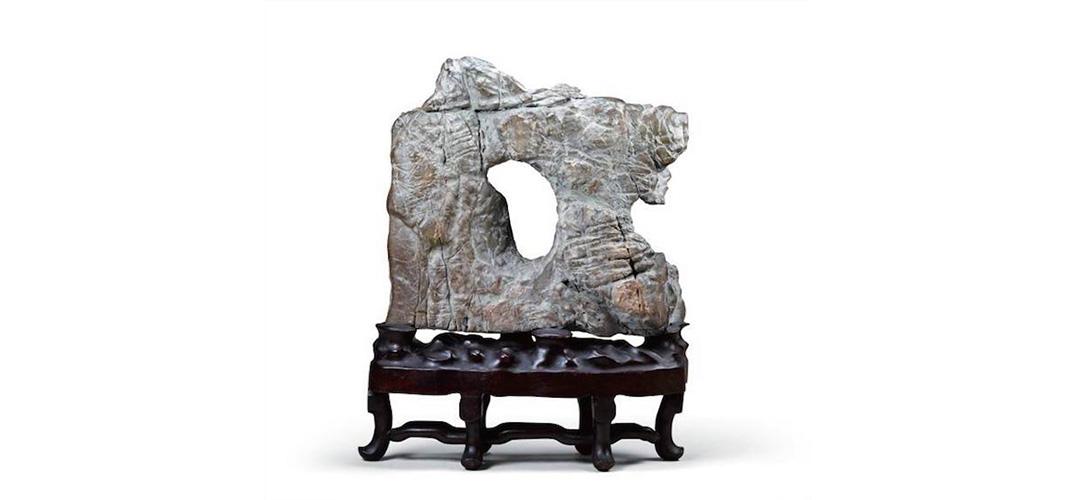 余微原画_供石画石里的文人心迹_展览_资讯_凤凰艺术
