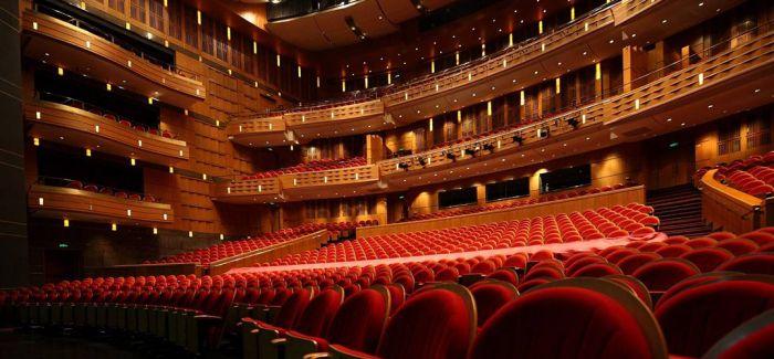 暂别公众100天 上海大剧院重新亮灯