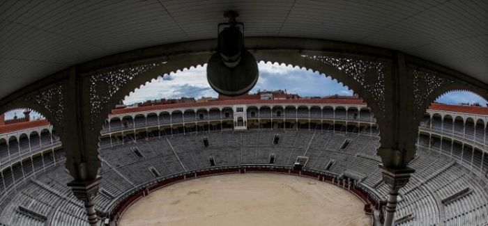 图片艺闻 | 疫情导致西班牙第5次取消奔牛节