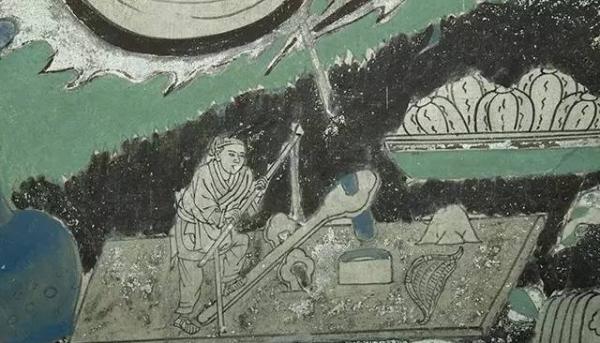 艺术穿越千年 壁画中那些辛勤劳动的人们