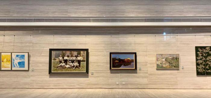 长三角地区高校艺术联盟当代艺术展开幕