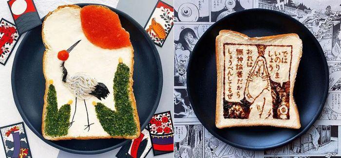 面包如何成为艺术品?