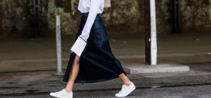 为什么人人都爱小白鞋?
