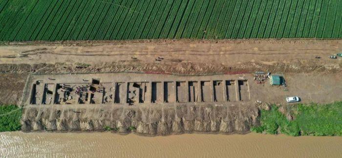龙山 唐代文化同步出现 山东胥家村南遗址考古进行时