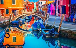 威尼斯:亚得里亚海少女