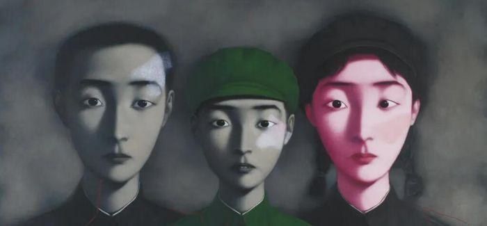 """张晓刚和他的""""全家福2号"""""""