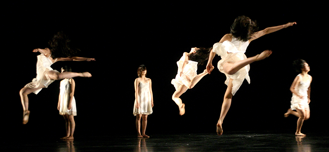 """镜头视角与肢体表达的""""跨界共舞"""""""